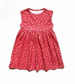 Трикотажне плаття для дівчинки, П-002