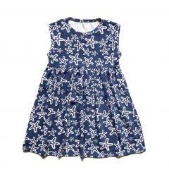 Трикотажне плаття для дівчинки, П-003