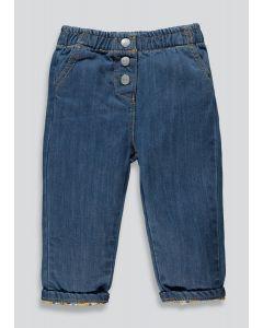 Красиві джинси для дівчинки