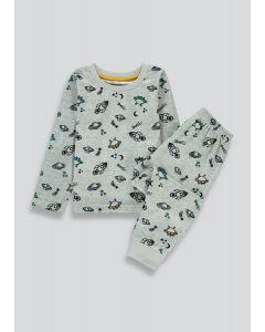 Подарункова флісова піжама для дитини
