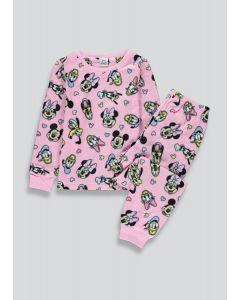 Подарункова флісова піжама для дівчинки
