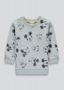 """Світшот """"Mickey Mouse"""" з легкою флісовою байкою всередині"""