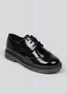Стильні туфлі броги для дівчинки
