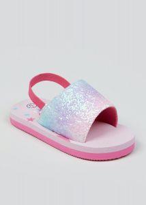 Красиві сандалі для дівчинки