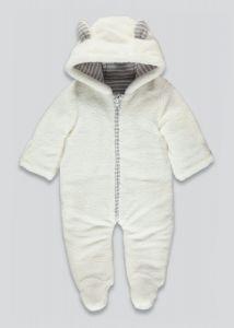 Плюшевий комбінезон для малюка