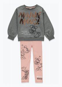 """Красивий комплект-двійка """"Minnie Mouse"""" для дівчинки"""