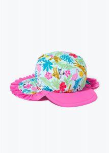 Пляжна панама для дівчинки UPF 50+