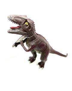 Іграшка-динозавр (гумова), King Me World 032
