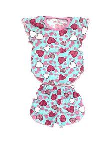 Піжама для дівчинки, 9668-002-v1