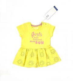 Трикотажна сукня для дівчинки, 5K3608