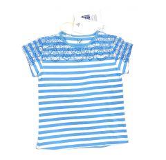Трикотажна футболка для дівчинки, 3I3611