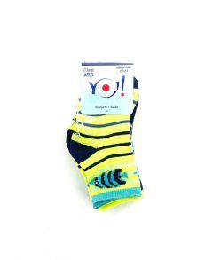 Набір шкарпеток для хлопчика (3 пари), YOclub SKC/3PAK/ABS
