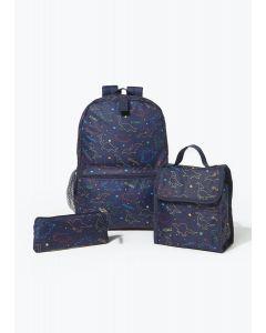 Комплект (рюкзак+термо-сумка для обіду+пенал) для хлопчика
