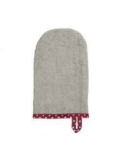 Миюча махрова рукавиця Frotte (сіра), BabyOno 167
