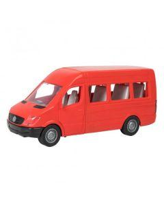 """Автомобіль """"Mercedes-Benz Sprinter"""" пасажирський (червоний), Tigres 39656"""