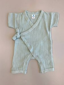 Мусліновий пісочник для дитини (сірий), Minikin 2011114