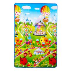 Мультифункціональний ігровий килимок «Карусель», Lindo F1011