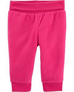 Флісові штани для дівчинки