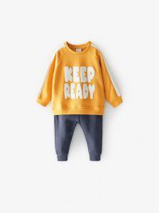 Теплый комплект для ребенка от ZARA