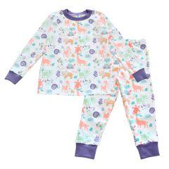 Трикотажна піжама для дитини, 194703