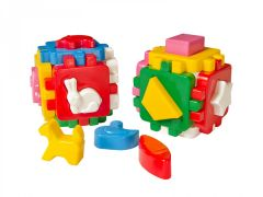 """Іграшка-куб """"Розумний малюк - Весела компанія"""", ТехноК 1950"""