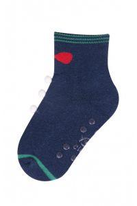 Теплі махрові шкарпетки для дитини (сині), YOclub SKF-ABS