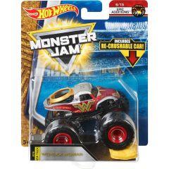 """Машина Monster Jam 1:64 """"Wonder Woman"""", Hot Wheels FLW81"""