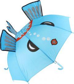 "Дитяча парасоля з 3D вушками ""Рибка"""