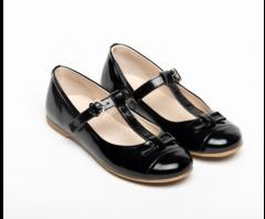Туфлі для дівчинки (лак), Miracle me 0319-005