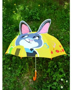 "Дитяча парасоля з 3D вушками ""Zootropolis"""