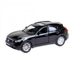 Автомобіль -Технопарк Infiniti Qx70 (Чорний, 1:32) (QX70-BK)