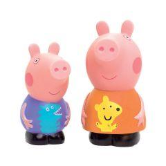 """Набір іграшок-бризгунчиків Peppa - """"Пеппі І Джордж"""", Peppa Pig 27132"""
