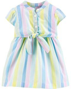 Котонова сукня для дівчинки від Carters