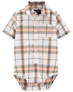 Боді-сорочка для хлопчика
