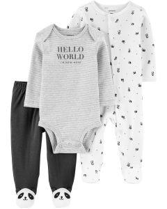 Комплект-трійка для малюка