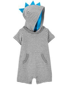 Пісочник з капюшоном для хлопчика