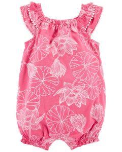 Трикотажний пісочник для дівчинки