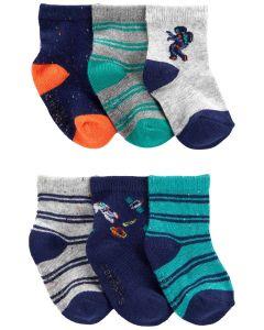 Набір шкарпеток для дитини (6 пар)