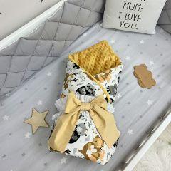 Плед-конверт (Звірятка з малюками), Маленька Соня 10500560