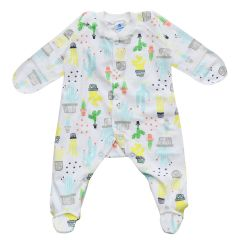 Трикотажний чоловічок  для малюка (кактус), 2010603