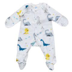Трикотажний чоловічок для малюка (динозаврик), 2010603