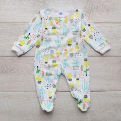 Трикотажный человечек для малыша (кактусы), Minikin 2010703