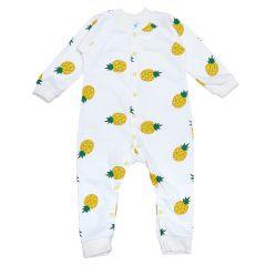 Трикотажний чоловічок для малюка (ананас), MINIKIN 2010803
