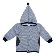 Трикотажна курточка з байкою всередині, Minikin 2012713