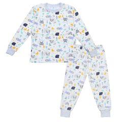 Трикотажна піжама для дитини (тваринки), 2015401