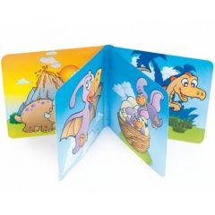 """Мягкая книжка с пищалкой """"Динозавры"""", Canpol babies 2/083"""