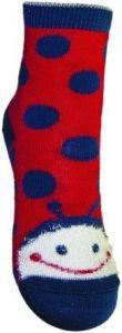 """Шкарпетки для дитини """"Божа корівка"""", SK-13, YOClub"""