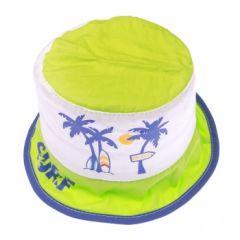 Панама для хлопчика (салатова), YoClub CKA-169