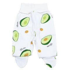 Трикотажні повзунки для дитини,2018203 (зелені)