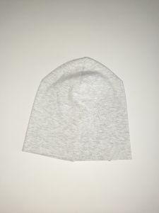 Подвійна трикотажна шапочка для дитини, 050-S Mokkibym